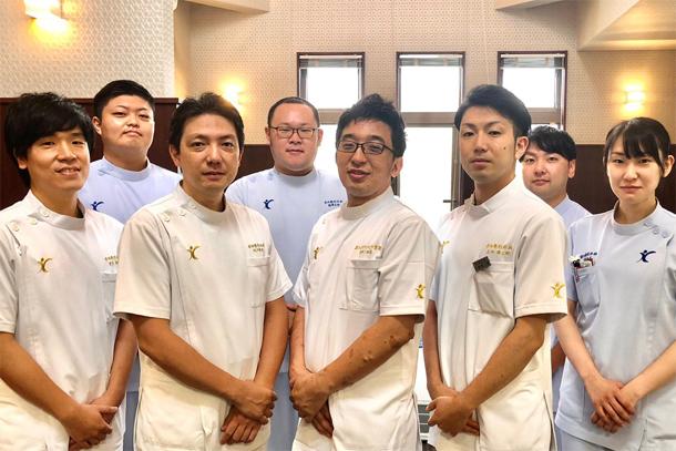 吉田整形外科の皆さん